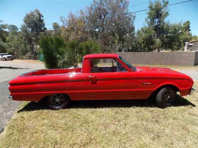 1962 Ford Ranchero | 1001183
