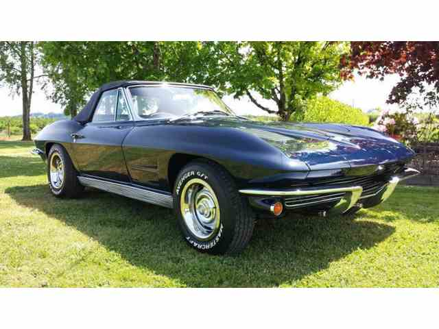 1963 Chevrolet Corvette | 1001185