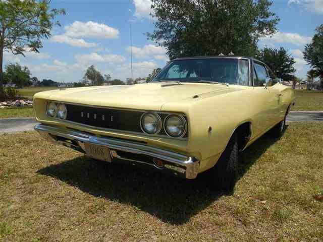 1968 Dodge Coronet | 1001188