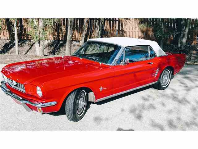 1966 Ford Mustang | 1000120