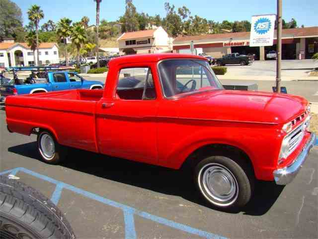 1966 Ford F100 | 1001200