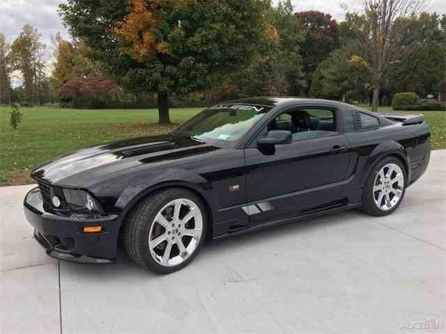 2006 Ford Mustang Saleen S281 Supercharged | 1001204