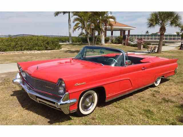 1959 Lincoln Convertible | 1001212