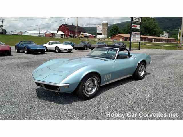 1968 Chevrolet Corvette | 1001215