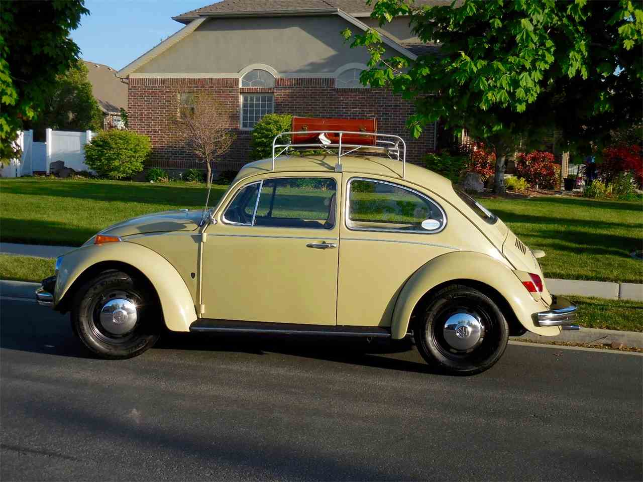 1970 volkswagen beetle for sale cc 1001221. Black Bedroom Furniture Sets. Home Design Ideas