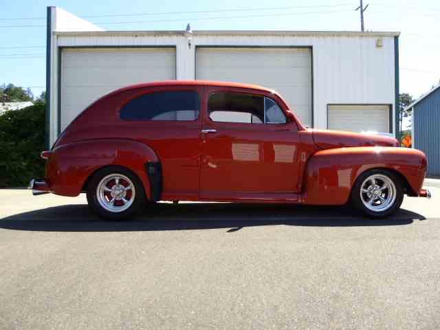 1948 Ford 2-Dr Sedan | 1001226