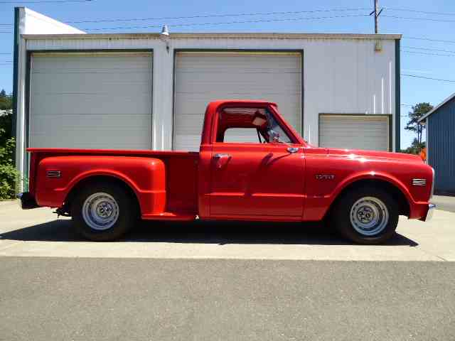 1969 Chevrolet C/K 10 | 1001227