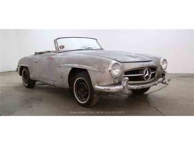 1957 Mercedes-Benz 190SL | 1001231