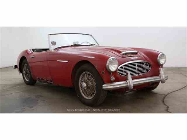 1957 Austin-Healey 100-6 | 1001233