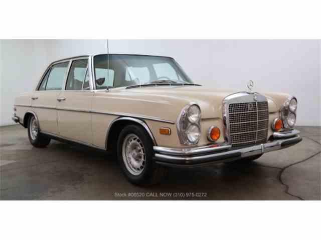 1970 Mercedes-Benz 300SEL | 1001234