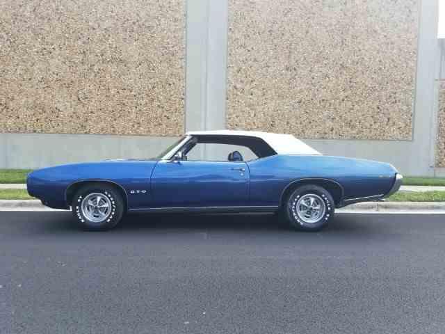 1969 Pontiac GTO | 1001240