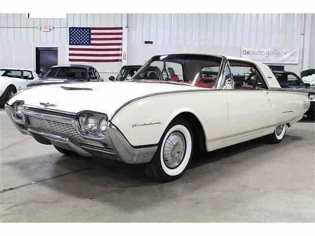 1961 Ford Thunderbird | 1001244