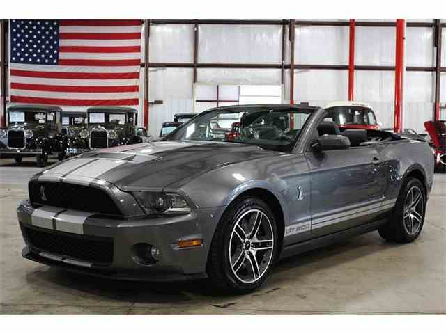 2010 Ford Shelby GT 500 SVT | 1001245