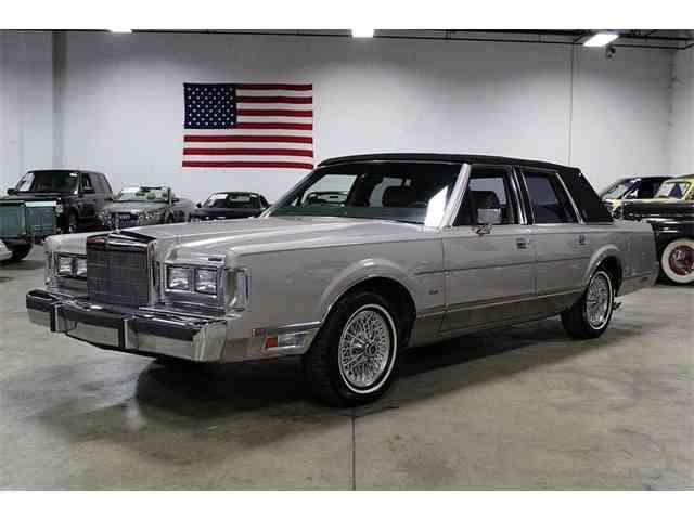 1988 Lincoln Town Car | 1001248