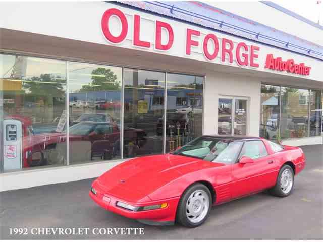 1992 Chevrolet Corvette | 1001249