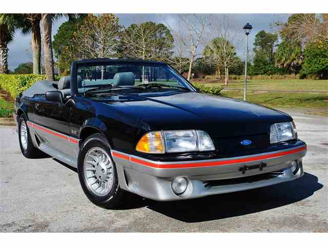 1989 Ford Mustang | 1001251