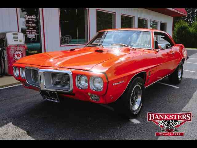 1969 Pontiac Firebird | 1001253