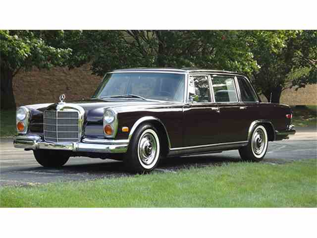 Classic mercedes benz 600 for sale on 4 for Mercedes benz 600