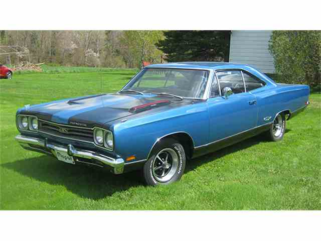 1969 Plymouth GTX Hardtop Coupe | 1001258