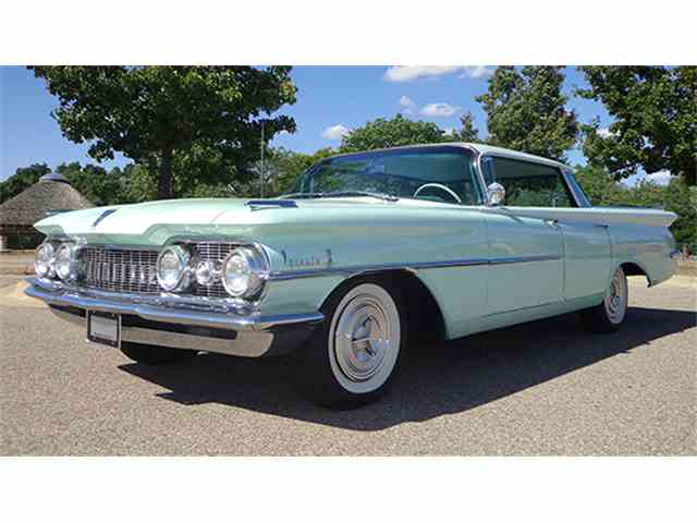 1959 Oldsmobile Dynamic 88 Holiday Sport Sedan | 1001259