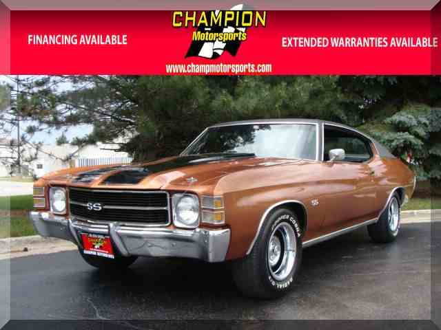 1971 Chevrolet Chevelle | 1000126