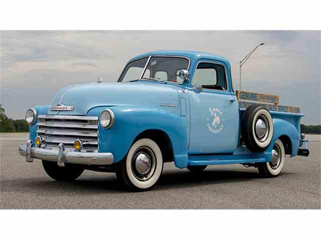 1950 Chevrolet 3100 | 1001261