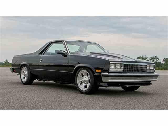 1987 Chevrolet El Camino | 1001262