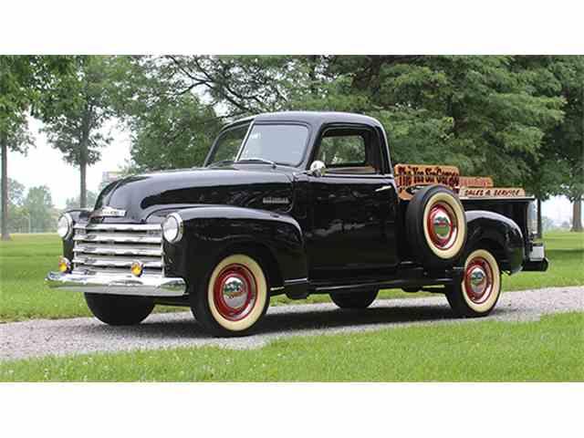 1947 Chevrolet 3100 | 1001265