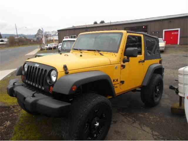 2008 Jeep Wrangler | 1001268
