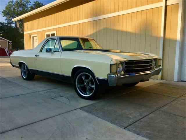1972 Chevrolet El Camino | 1001270
