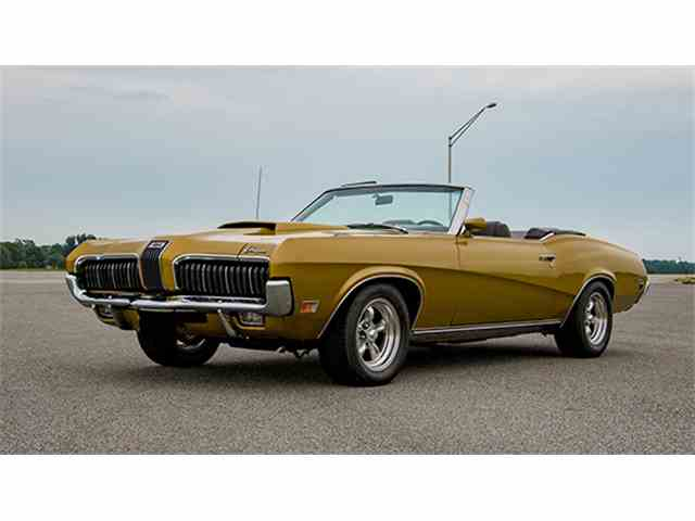 1970 Mercury Cougar XR-7 Convertible | 1001275