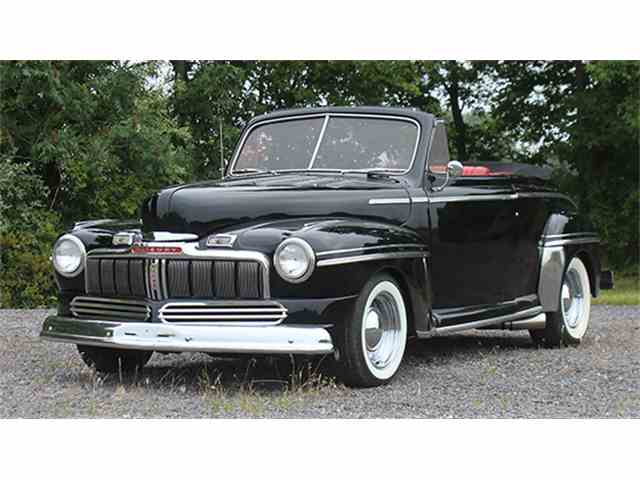 1948 Mercury Convertible Coupe Custom | 1001276