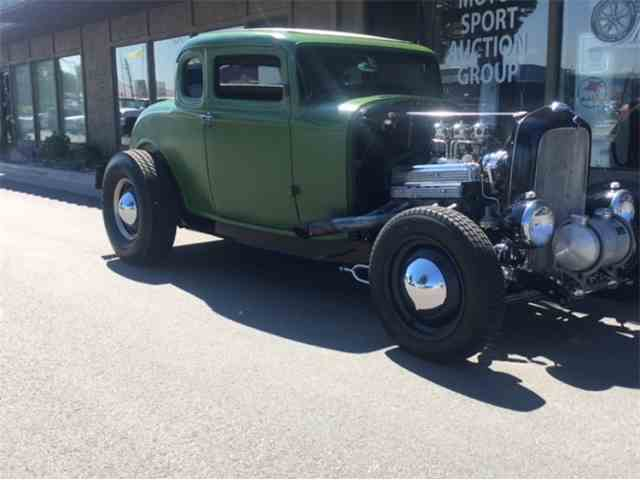 1932 Ford Coupe | 1001279