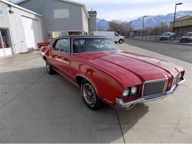 1972 Oldsmobile Cutlass Supreme | 1001280