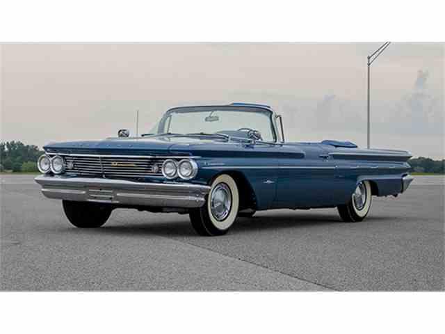 1960 Pontiac Bonneville | 1001281