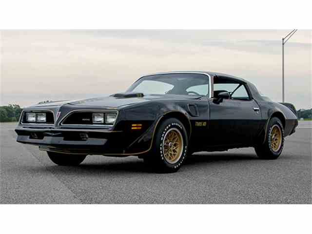 1978 Pontiac Firebird Trans Am | 1001283