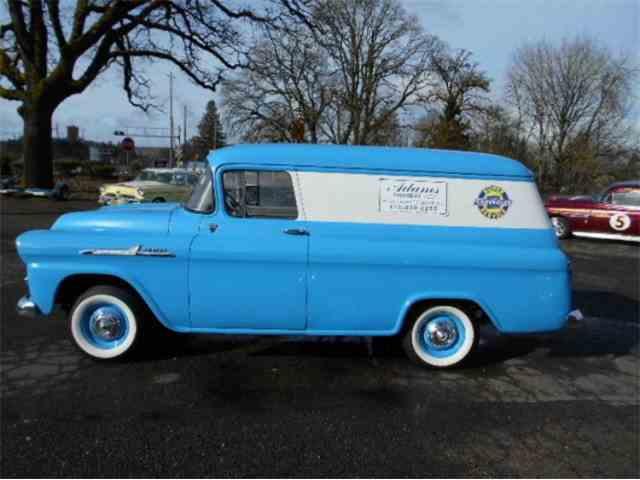 1958 Chevrolet Apache   1001286