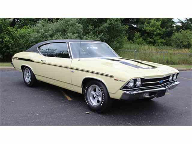 1969 Chevrolet Chevelle | 1001290