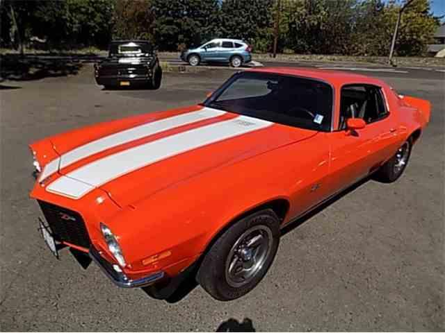 1973 Chevrolet Camaro | 1001292