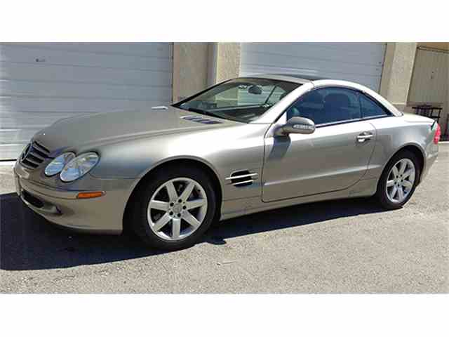 2003 Mercedes-Benz SL 500 Convertible | 1001295