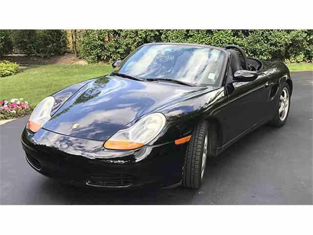 1999 Porsche Boxster | 1001296