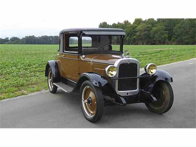 1927 Chevrolet Coupe | 1001299