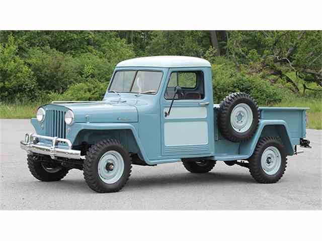 1948 Willys-Overland Jeep Truck | 1001300