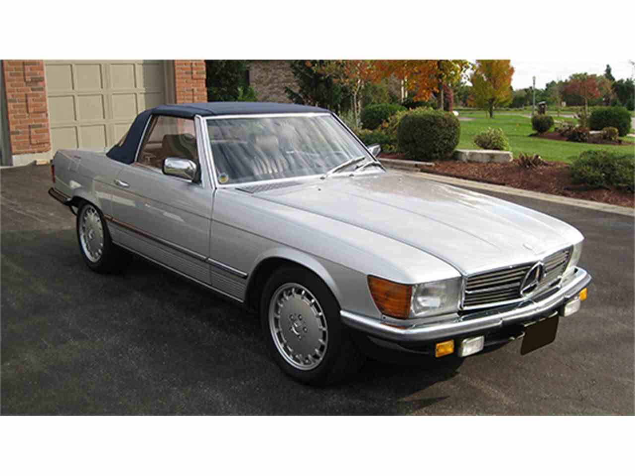 1984 Mercedes Benz 280sl For Sale Cc