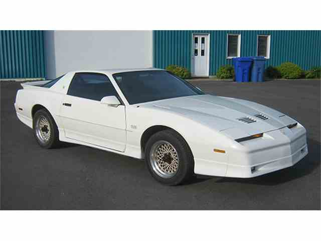 1988 Pontiac Firebird Trans Am GTA | 1001302