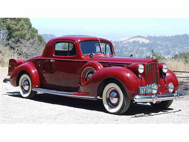 1939 Packard Twelve 2/4-Passenger Coupe | 1001304