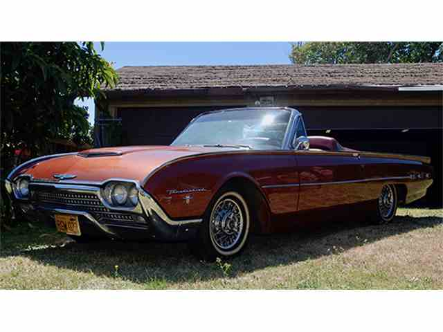 1962 Ford Thunderbird Sports Roadster | 1001306