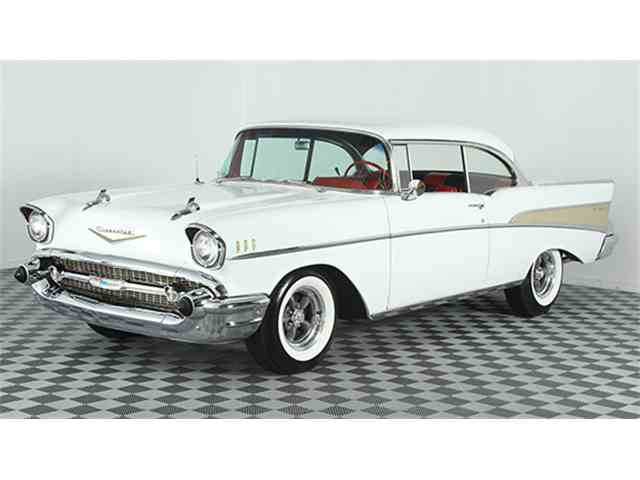 1957 Chevrolet Bel Air Sport Coupe | 1001307