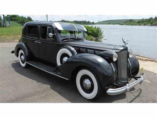 1938 Packard Super Eight Club Sedan | 1001315