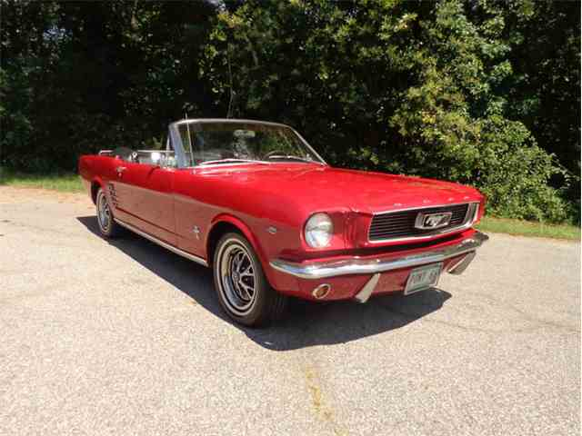 1966 Ford Mustang | 1001323